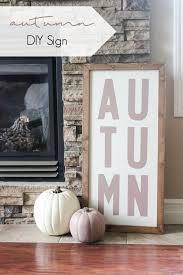 love these fall and custom wood signs learn how you can make your own
