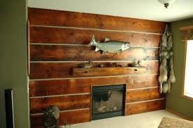 rustic wood wall coverings covering 5 ideas for