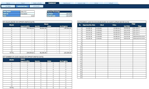 Free Sales Tracking Spreadsheet Free Sales Pipeline Template Excel Management Tracker Spreadsheet P