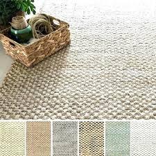 5x8 jute rug sheepskin rug jute rug hand woven stripe pattern jute area rug 5 x