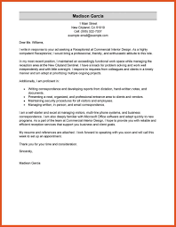 6 7 Professional Cover Letter Examples Titleletter