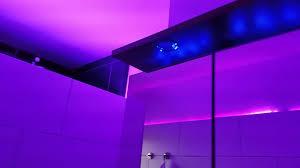 3m Rgb Led Streifen Im Badezimmer Mit Fernbedienung Youtube