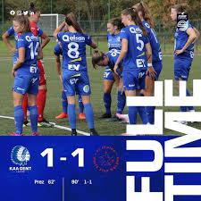 KAA Gent Ladies - Startseite