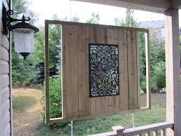 Diy outdoor wall decor outdoor design diy outdoor wall decor amipublicfo  Image collections