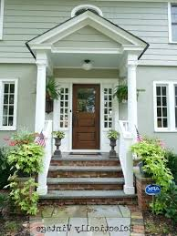 Front Entrance traditional-entry