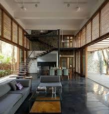 dark polished concrete floor. Black Polished Concrete For Durability Dark Floor C