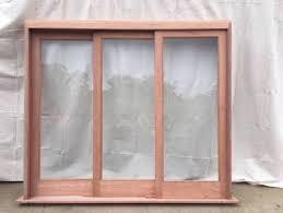 solid timber sliding doors 2100x2400x190mm 2 010 00