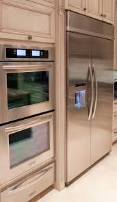 Cabinet For Kitchen Appliances Abt Custom Kitchen Galleries
