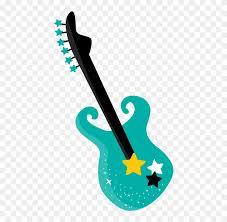 Image result for rock guitar clipart