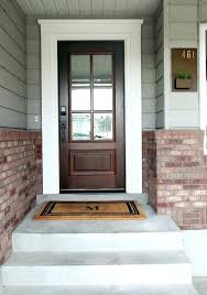 front doors with glass side panels wooden front doors with glass doors glass front doors exterior