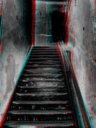 Scary Stairway Art Car Pictures Car Canyon - Creepy basement stairs