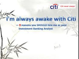 check out the incredible 11 page powerpoint cover letter that got this girl an interview with citi and bank of america business insider cover letter for an interview