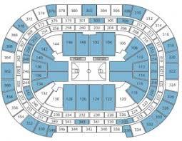 Pepsi Center Tickets Denver Co Preferred Seats