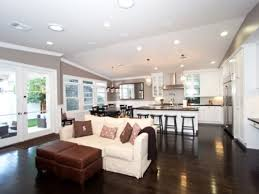 25 Best Small Open Plan Kitchen Living Room Design Ideas  YouTubeKitchen And Living Room Open Plan