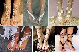 view in gallery barefoot beach sandals 1 wonderful diy glamorous barefoot beach sandals