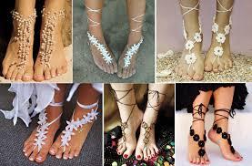 view in gallery barefoot beach sandals 1 wonderful diy glamorous barefoot beach sandals