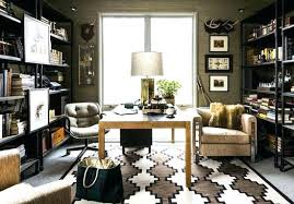 masculine home office. Masculine Home Office Decor A Ideas Modern S