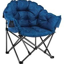 blue padded club chair fc 332xl the