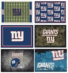 nfl team area rugs the giants
