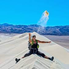 Sun City resident hikes Death Valley ...