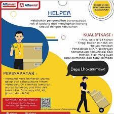 Temukan lowongan kerja hotel dan peluang kerja di langsa yang ditemukan oleh loker.my.id. Lowongan Kerja Alfamart Branch Medan Karir Aceh