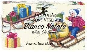<b>Мыло</b> косметическое кусковое <b>Florinda</b> Счастливого Рождества ...