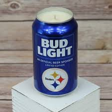 Steelers Bud Light Cans For Sale Amazon Com 2018 Bud Light Nfl Pittsburgh Steelers Team