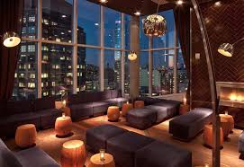 bar interiors design. Jimmy Rooftop Bar Interior Design With Ventless Fireplace By NY . Interiors