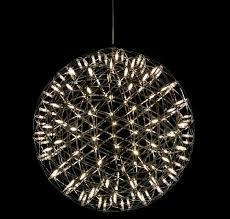 round pendant lighting. Home Lighting Large Round LED Pendant Image 1