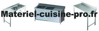 Matériel Cuisine Profr Tables Inox Plonges Inox Mobilier Inox