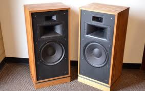 klipsch vintage speakers. klipsch forte ii vintage floorstanding speakers ?24423