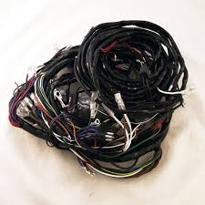 mgb gt wiring harness set
