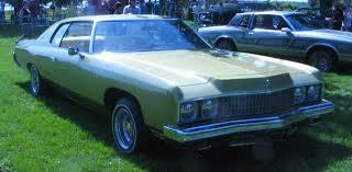 1971 Chevrolet Caprice Sedan 4-door hardtop | Wheel Wonders 1970's ...