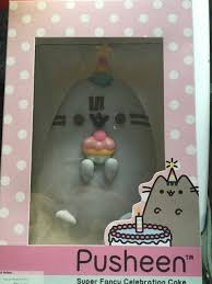 Cat Themed Birthday Cake Awesome Pusheen Card Luxe Best Party 10