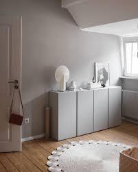 Wandfarbe Greige In Swantjes Schlafzimmer Von Wwwkoloratde