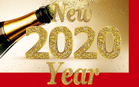 Happy New Year 2020 Sampin Bottle Photo 3d Wallpapers Hd
