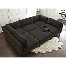 Home by Sean & Catherine Lowe Chelsea Modular Sectional & Reviews | Wayfair