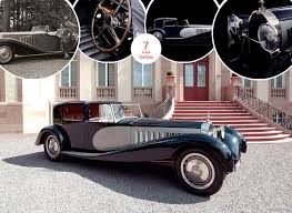 We have full information about one modification of type 41. 1932 Bugatti Type 41 Royale Caricos Com