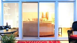 sliding glass doors replacement parts windows with blinds between the reviews built in screens pella p