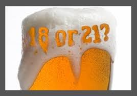 should be the legal age for drinking org should 18 be the legal age for drinking