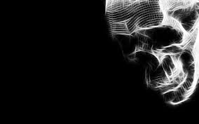 free skull backgrounds 1920x1080