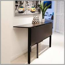 wall mounted folding desk ikea wall