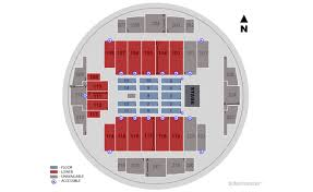 Tacoma Dome Seating Chart With Rows Details About 1 Billie Eilish Tacoma Dome Lower Sec 105 Row V Friday Apr 10th