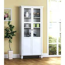 small media cabinet with glass doors uk