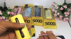 Sạc Pin Dự Phòng Remax E5 5000mAh RPL-2 - Hàng Chính Hãng - Giá tháng  8/2020