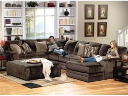Living Room Sectional Ideas Combined With Graceful Furniture And  Accessories Smart Decor