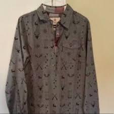 Nwot Ladies Firelight Popover Flannel Tunic