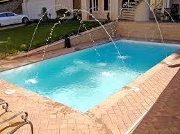 Rectangle Swimming Pool Ideas Apollo Also Attractive Rectangular