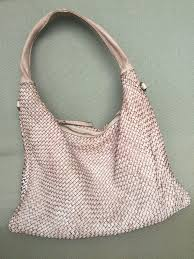 photo of roberta firenze firenze italy hand woven leather bag