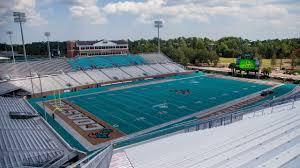 Coastal Carolina Stadium Expansion New Features Finished